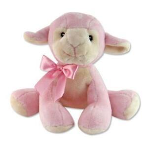 Fiesta COMFIES PLUSH PINK LAMB 7 1/2 Inch Pink Lamb Plush Stuffed Animal