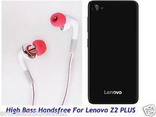 For LENOVO Z2 PLUS Pannu gold HIGH BASS 3.5mm HANDSFREE HEADPHONE EARPHONE