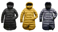 Women's North Face Cryos 800 Down Parka Duster Coat New $500