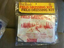 Big Game Hunting Big Buck Complete Field Dressing Kit Deer Model Ddk-7 Sportsman