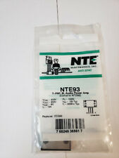 Nte93 T Pnp Si Audio Power Amp