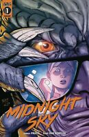 MIDNIGHT SKY #1 (SCOUT COMICS) 1:10 RALF SINGH VARIANT  NM