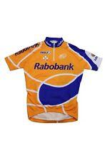 Agu UCI rabobank Team niños Kids camiseta bicicleta talla 10 bike Cycling Jersey iz5