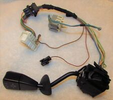 GENUINE FACTORY BMW E32 E34 OBC Turn Signal Dip-Dim Switch w/AirBag  61318350695