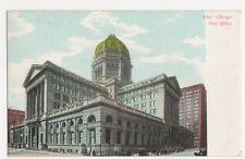 USA, Chicago Post Office Postcard, B234