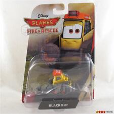 Disney Planes: Fire and Rescue Blackout Die-Cast Vehicle Mattel BDB92