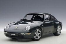 Autoart Porsche 911 993 carrera 1995 verde 1:18 78134