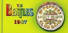 The Beatles 1967 Sgt Peppers Lonely Hearts Club Band 4 x 2 inch MOTION FLIP Book
