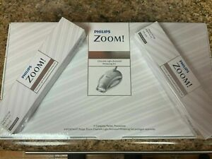 PHILIPS ZOOM LIGHT-ACTIVATED WHITENING KIT ~  AUTHENTIC EXP 10/2022, jel--7/22