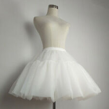 1pc Hoopless Petticoat Soft Crinoline Underskirt Showing Stage Costume for Girls