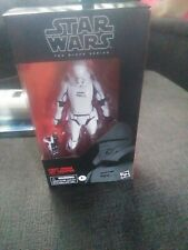 Hasbro Star Wars The Black Series First Order Jet Trooper Toy Action Figure