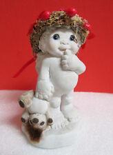 Dreamsicles Nite Nite Cast Art Industries Cherub Angel Figurine