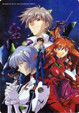 Neon Genesis Evangelion Anime Manga Shitajiki Pencil Board Official Japan