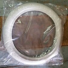 "SET OF FOUR NOS 16"" Atlas 1 7/8"" White Wall Tire Trim for use on 16 inch wheels"