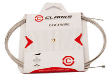 CLARKS GALVANISED ROAD MTB HYBRID BIKE CYCLE INNER GEAR WIRE CABLE