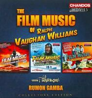 THE FILM MUSIC OF RALPH VAUGHAN WILLIAMS [COLLECTORS EDITION] NEW CD