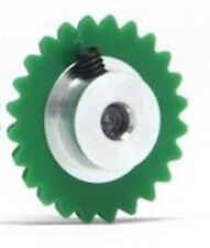 Slot.it SIGA1524-PL Gear, 24T, Flat-6 Anglewinder 15mm Plastic spare parts, 1/pc