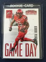 2016 Contenders Draft GAME DAY Insert #22  Devontae Booker RC Broncos  NM/MT