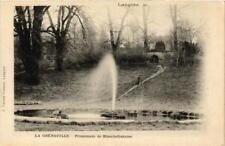 CPA La Grenouille Promenade de Blanchefontaine (616727)