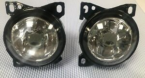 PETERBILT 579/587 FOG/DRIVING Light with bulbs (Pair) FREE SHIPPING