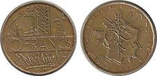 World coin 1975 France 10 Francs