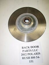 POLARIS 2012 RUSH 800 BRAKE ROTOR SWITCHBACK 600 PRO 54-151