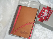 RAWLINGS GLOVE LEATHER Baseball Stitch iPHONE 7 CASE (BROWN) New In Box!