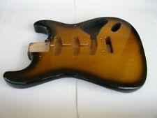 Göldo Rockinger 50s 2 Tone Strat Body Alder Erle Korpus für Fender Stratocaster