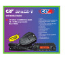 CB RADIO MOBILE CRT SPACE COM V 136-174MHz VHF 17W POWER CTCSS / DCS