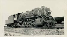 6J400F RP 1939 MAINE CENTRAL RAILROAD ENGINE #632 RIGBY ME ENGINE HOUSE
