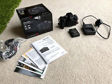 Panasonic LUMIX G80 G85 Body 16.0MP Digital Camera Black