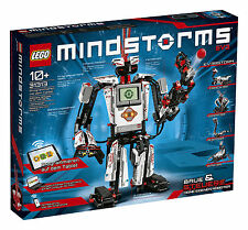 LEGO® 31313 MINDSTORMS® EV3 Robotics Production NEU OVP_NEW MISB NRFB