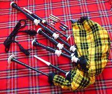 TC Highland CORNEMUSE palissandre couleur noir, ivoire Quantité / écossaises