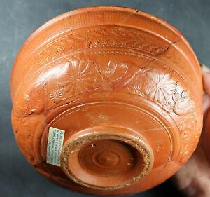 RELIEF BOWL, Terra Sigillata, Dragendorff 29, Roman Imperial, 1st century AD