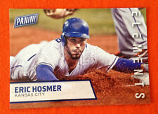 2016 Panini Fathers Day Promotion Elements ERIC HOSMER Royals #10