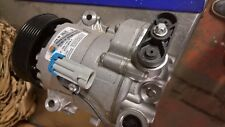 NEW VAUXHALL INSIGNIA ASTRA J MERIVA B 1.4 TURBO AIR CON A/C COMPRESSOR PUMP