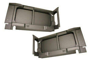 LR DEFENDER 90 WITHOUT WINDOW CUT-OUTS  REAR SIDE PANELS LIGHT GREY PART- TF2734