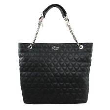 BORSA DONNA GUESS SHOPPING BAG TRAPUNTATA FLEUR BLACK HWVG6988230BLA 218