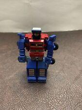 Vintage 1983 Tonka Gobots Road Ranger Mr-18 Robot Figure Toy