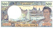 Französisch Polynesien 500 Francs