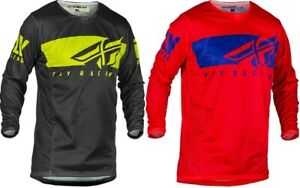 Fly Racing 2020 Kinetic Mesh Shield Jerseys Mens Moto MX All Colors & Sizes