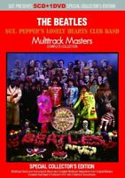 The Beatles SGT Pepper's Lonely Hearts Club Band Multitrack Masters 1DVD+5CD Set
