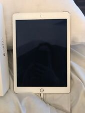 Apple iPad Air 2 64gb, Wi-Fi + Celular (Desbloqueado) de 9.7 pulgadas de oro por favor leer descripción