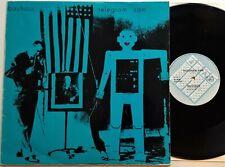 "Bauhaus - Telegram Sam 12"" Single 1980 1st UK Press Diamond 4AD Labels AD17T"
