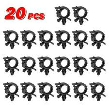 20pcs Wire Loom Routing Split Conduit Clips Retainer Fastener for GM Universal