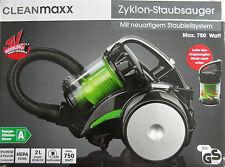 cleanmaxx Zyklon staubsauger 750 Watt beutellos neu