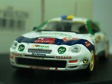 Wow extremadamente raro Toyota Celica GT4 ST205 ponce trofeu monte carlo 1997 1:43