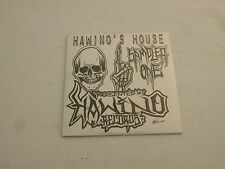 "HAWINO'S HOUSE - Sampler 1 - ""Downset, Strapt, Demean"" - 2004 UK 12-track CD"