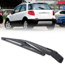 Rear Window Windshield Wiper Arm +Blade For Suzuki Swift MK3 SX4 Hatchback 2006+