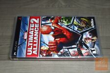 Marvel: Ultimate Alliance 2 (Sony PSP 2009) FACTORY SEALED! - RARE! - EX!